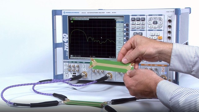 Signal integrity – measuring differential impedance vs. distance (part 3 of 4)
