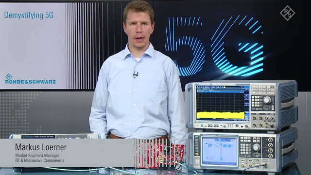 Demystifying 5G - Testing a 5G IF transceiver