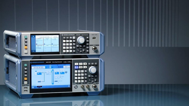 SMB100B Output power