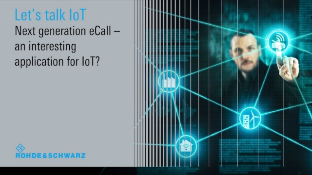 Let's talk IoT – NGeCall – an interesting application for IoT?