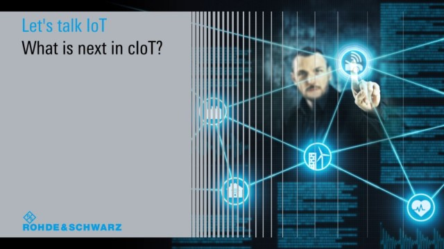 What is next in cIoT?