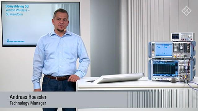 Demystifying 5G – 5G waveform defined by Verizon Wireless