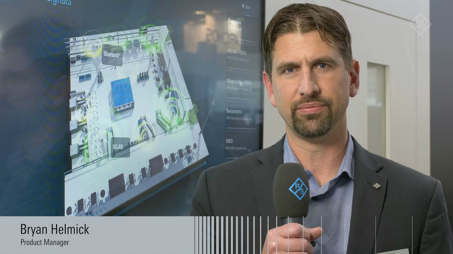 First test solution for NB-IoT Rel.14 positioning presented at GSMA MWC 2018