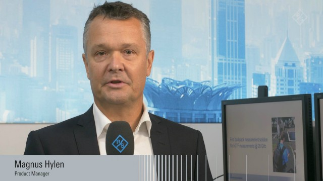 NB-IoT module performance and testing from Rohde & Schwarz debuted at MWC 2018