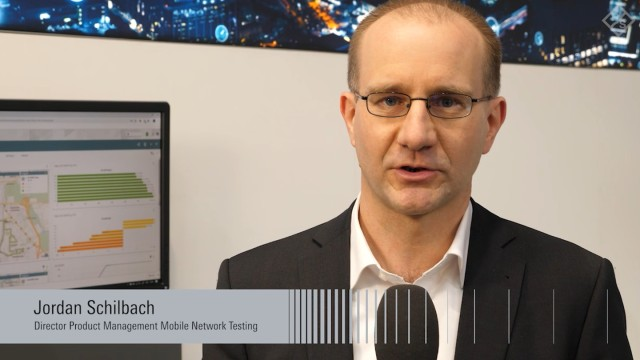 5G NR mobile network testing presented at GSMA MWC 2019