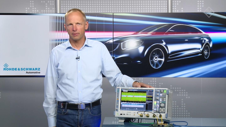 Triggering for 100BASE-T1 Automotive Ethernet