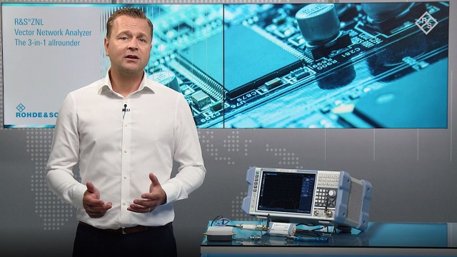 How to set up and perform network analyzer measurements with the R&S®ZNL
