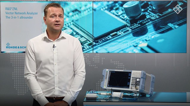 How to set up and perform spectrum analyzer measurements with the R&S®ZNL