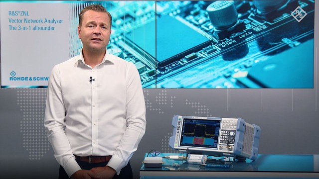 How to set up and perform power measurements with the R&S®ZNL and the R&S®NRP