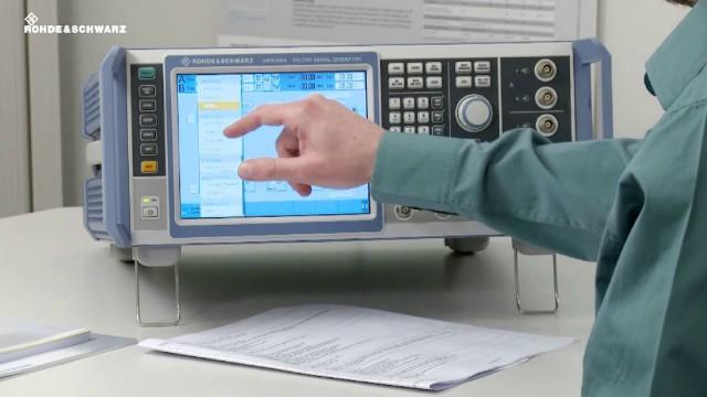 R&S®SMW200A - Generating LTE Signals