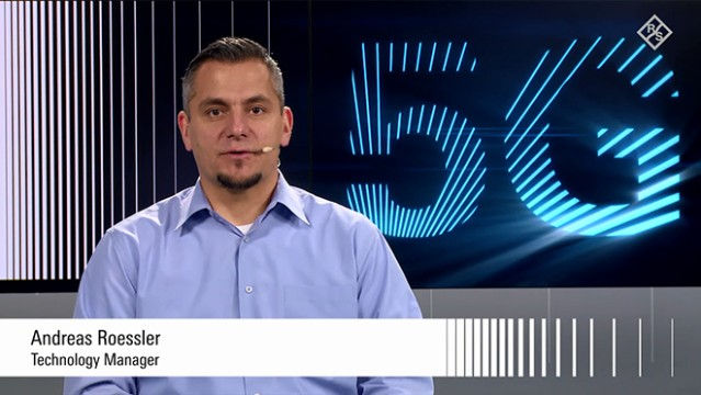 Demystifying 5G - Ready for testing 5G NR sub-6 GHz devices in production with the R&S CMW100