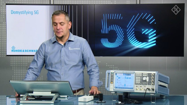 Demystifying 5G - 5G NR network measurements at 3.5 GHz