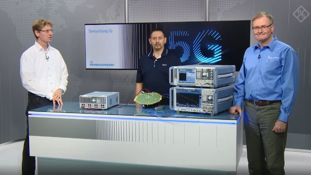 Demystifying 5G – Clock input monitoring, holdover and relocking in 5G base stations