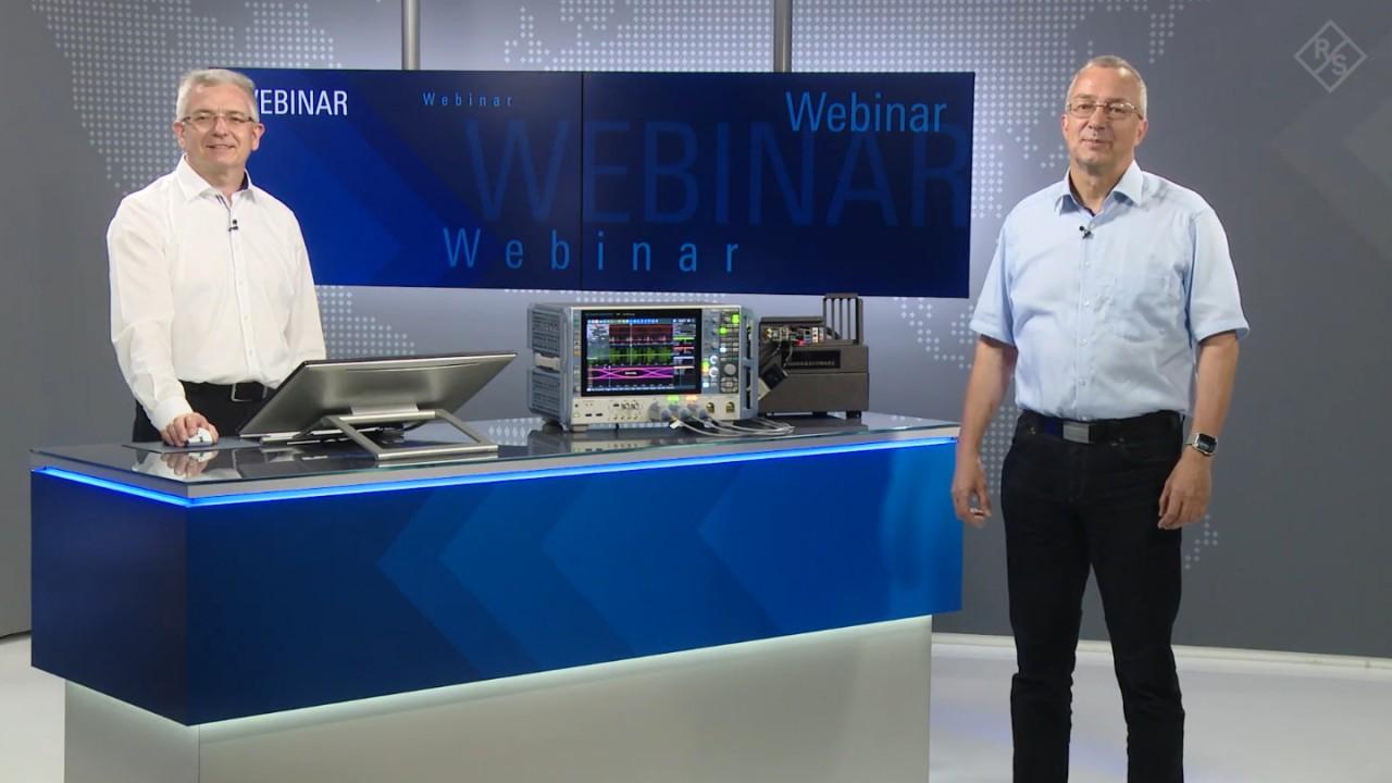 DDR memory system design verification and debug webinar