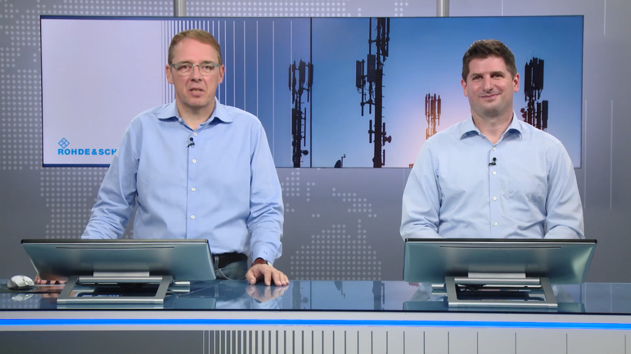 Webinar: Successful 5G site testing and acceptance