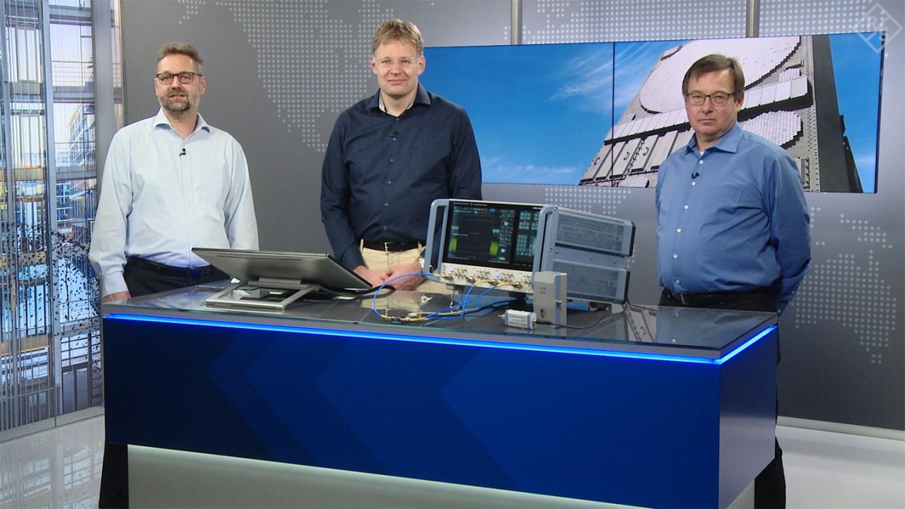 Webinar: Testing TRM performance in AESA radar antennas