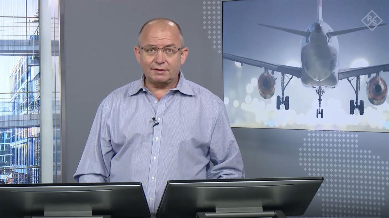 Avionics test series: Focus air navigation