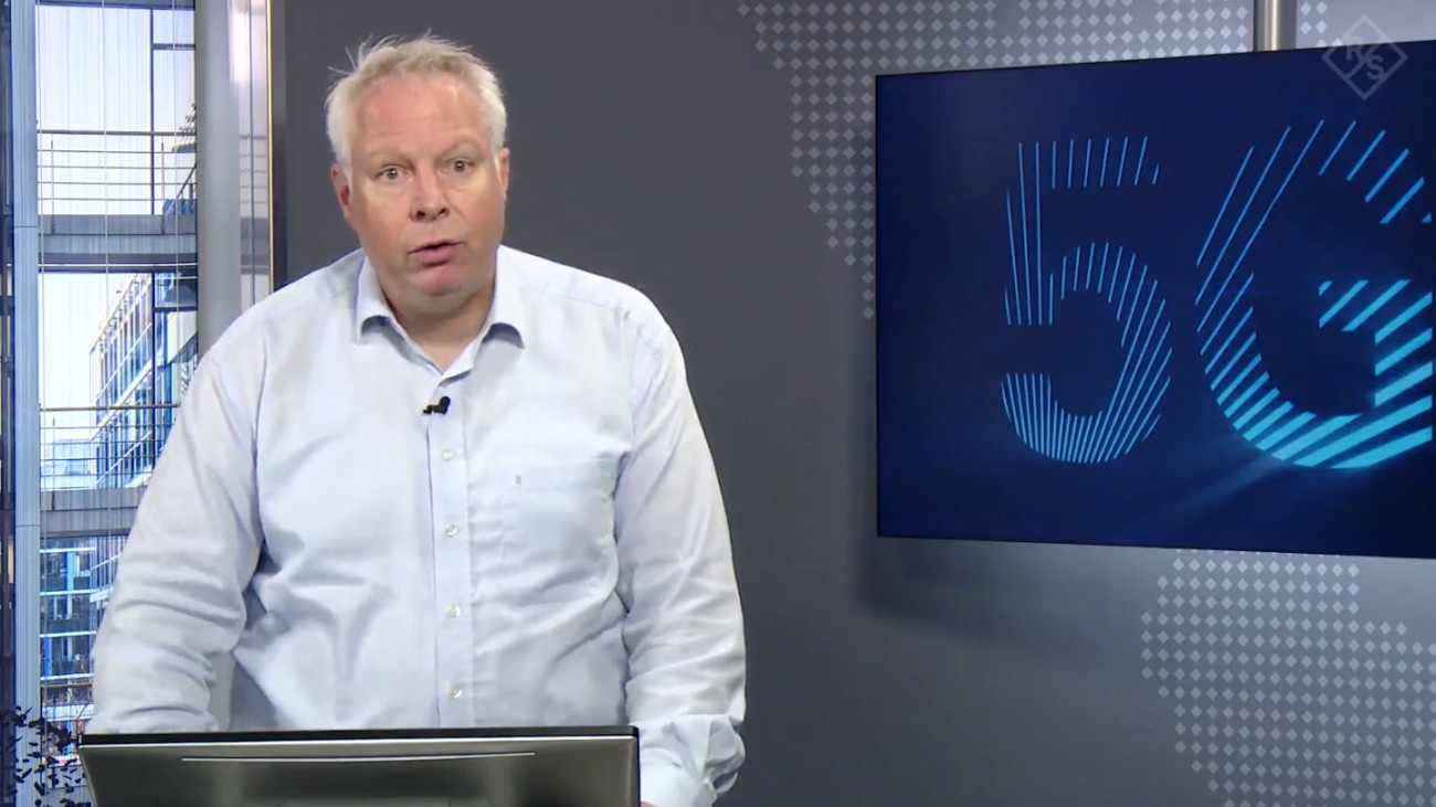 Webinar: The ongoing evolution of 5G New Radio