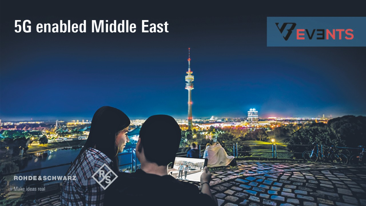 Confernce: 5G Enabled Middle East - 5G Broadcast/Multicast
