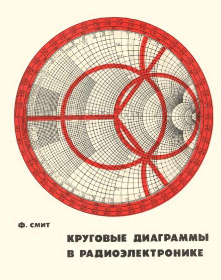 """Книга """"Круговые диаграммы в радиоэлектронике (Линии передачи и устройства СВЧ)"""""""