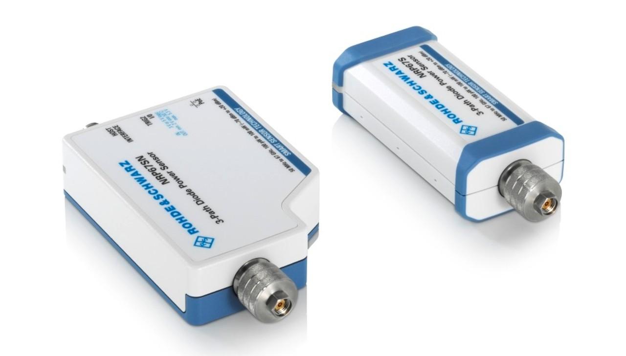 Новые диодные датчики средней мощности до 67 ГГц