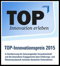 TOP-Innovationspreis 2015 für Rohde & Schwarz