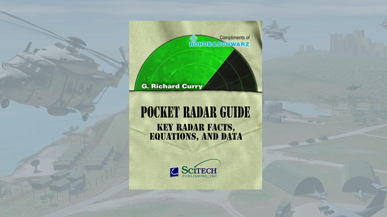 Image: Pocket Radar Guide