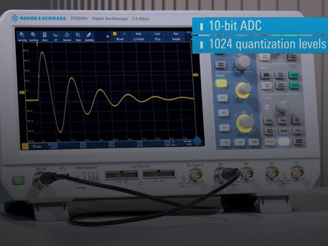 10 bit ADC Video