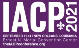 IACP 2021 Logo