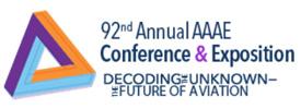 Logo: AAAE 2020